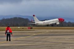 Norvegian - Boeing 737-800 - EI-FHL