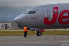 Jet2Holidays - Boeing 757  -G-LSAD