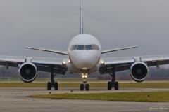 Jet2Holidays - G-LSAD -  Boeing 757