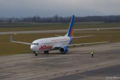 Jet2Holidays - G-GDFU - Boeing 737