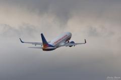 Jet2Holidays - G-GDFL - Boeing 737-300