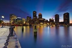 Boston - Fan Pier Park