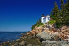Acadia - Bass Harbor Head Light