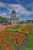 Québec - Édifice Louis S. Saint-Laurent