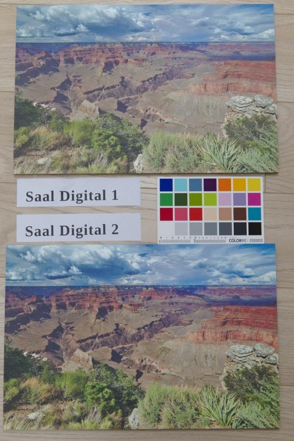 Tableau dibond - Saal Digital