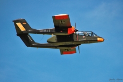 North American OV-10 Bronco F-AZKM