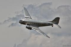 Douglas DC3 / C47 / Dakota  F-AZOX