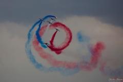 Patrouille de France à La Coupe Icare