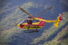 Dragon EC 145 B - F-ZBPU