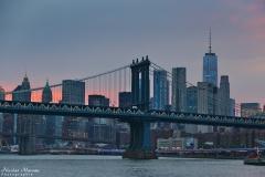 New York - Manhattan Bridge